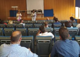Συνάντηση με φορείς για την εξ αποστάσεως εκπαίδευση, της πολιτικής ηγεσίας του ΥΠΑΙΘ