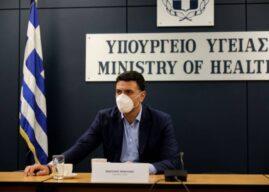 Πότε εμβολιάζονται οι εκπαιδευτικοί: Τι είπε ο Υπουργός Υγείας Βασίλης Κικίλιας